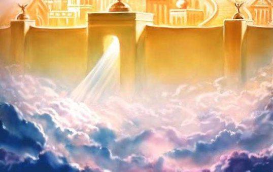 """""""Come Up Here"""" – An Open Door In Heaven – Rev. 4:1"""