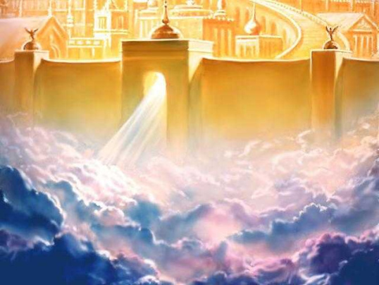 """Come Up Here"" - An Open Door In Heaven - Rev. 4:1"