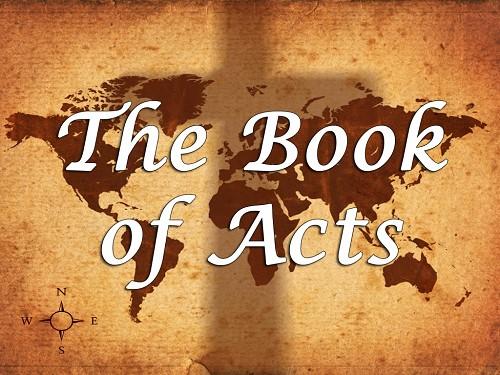Church – The Beginnings – Part 1