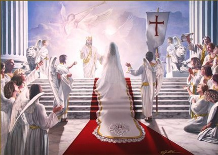 The Victorious & Glorious Church – part 3 — The BRIDE of CHRIST