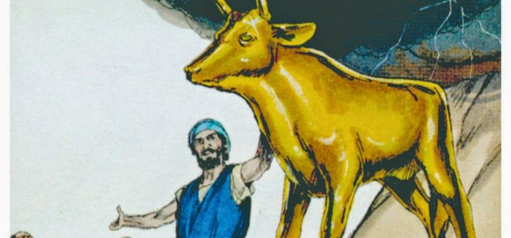 FOCUS: Jesus' Hatred of Idolatry