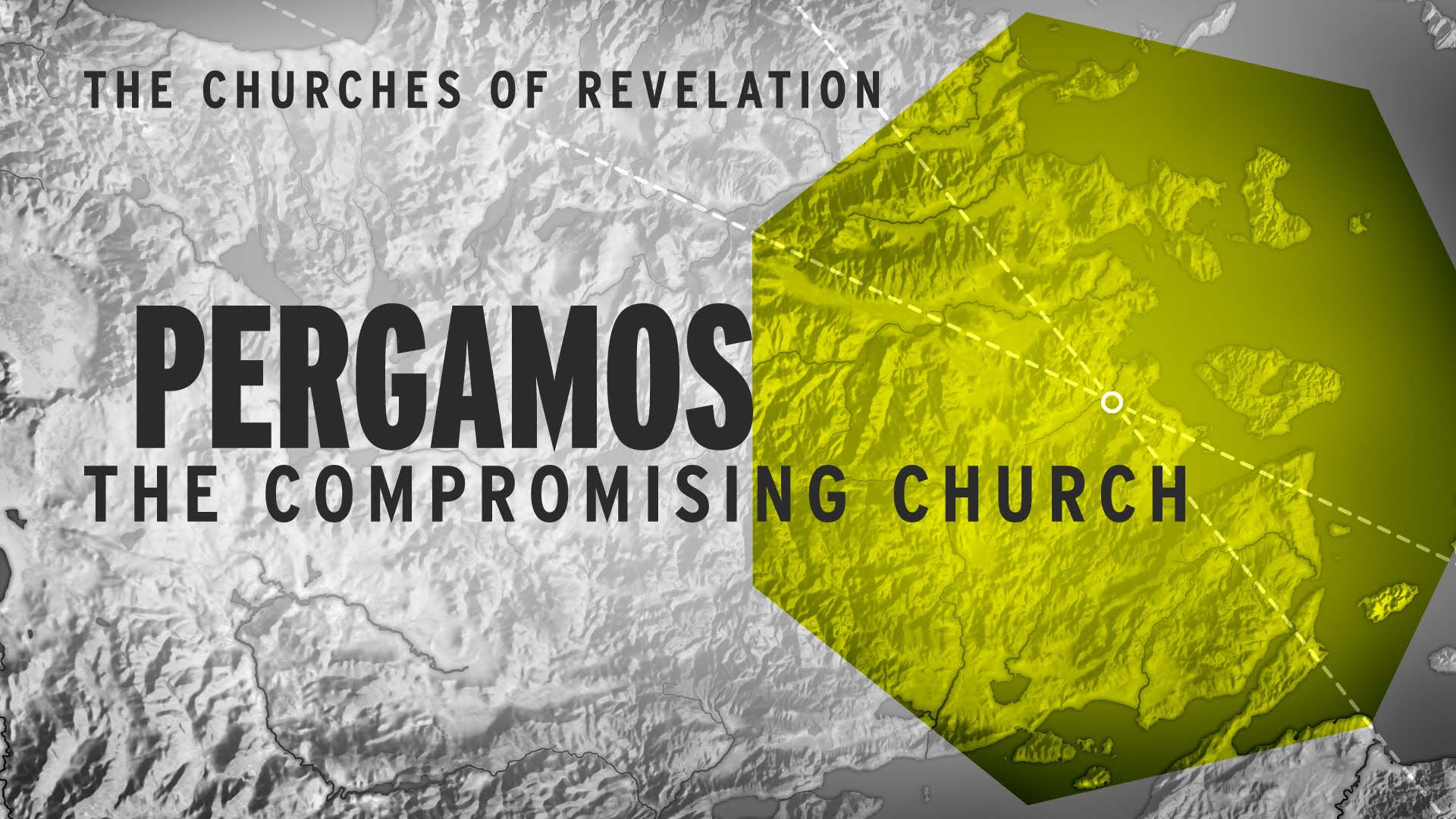 "PERGAMOS - Bad Marriage of ""church & state"""