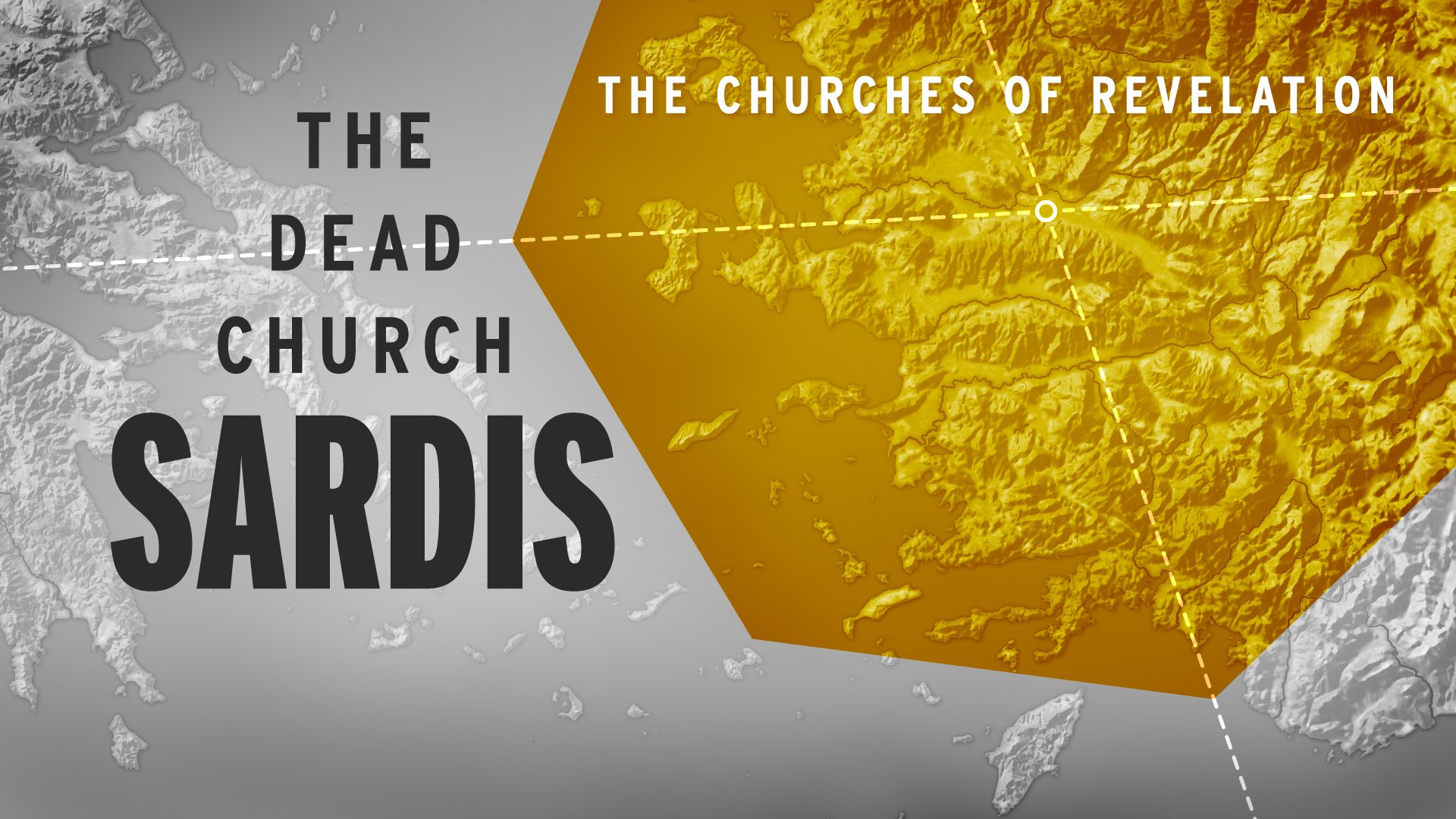 SARDIS - The DEAD Church that has a NAME