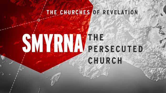 SMYRNA - Sweet Sacrifice - The Key That Unlocks the Mystery of the 7 Churches