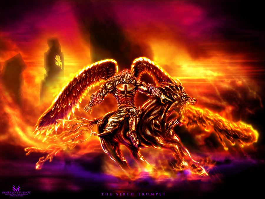 The 6th Trumpet Judgment – Demon Uprising (part 2)