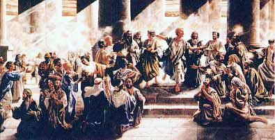 Church – The Beginnings – Part 4