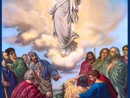 Church – The Beginnings – Part 3 – The Ascension of Christ
