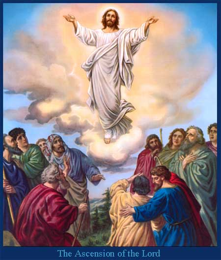 Church - The Beginnings - Part 3 - The Ascension of Christ