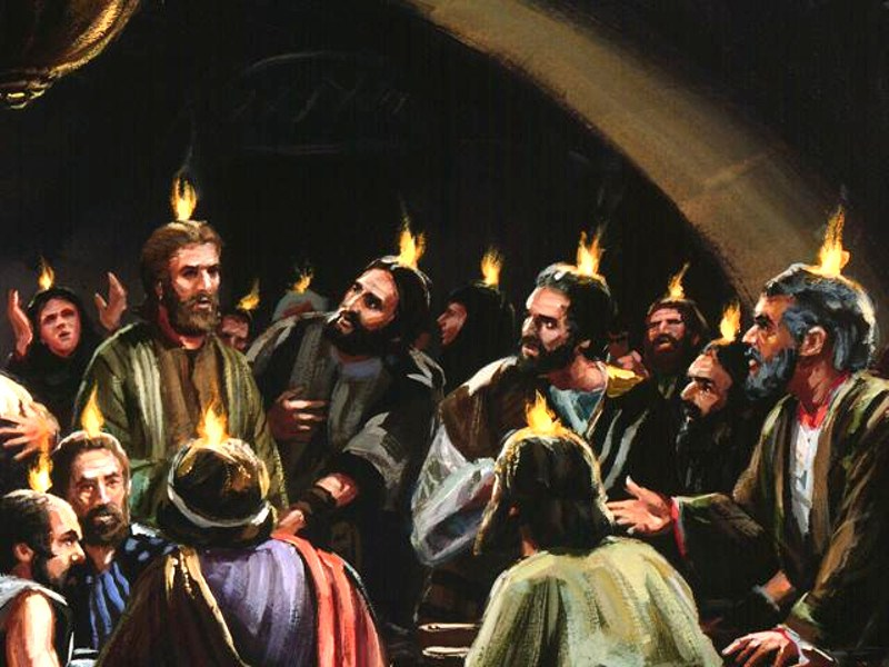 The Fulfillment of Pentecost - Acts 2 - Part 2