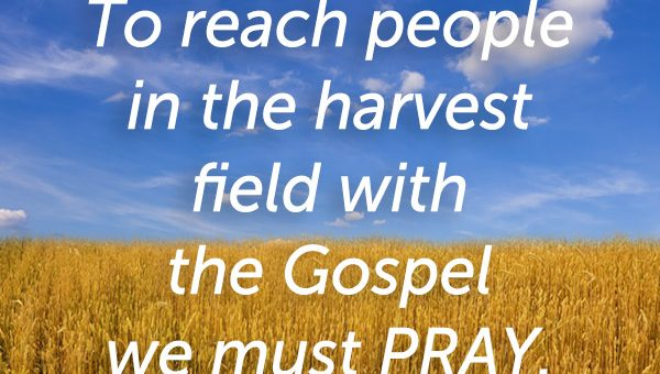 Bold, Evangelistic, Gospel-Spreading Prayer