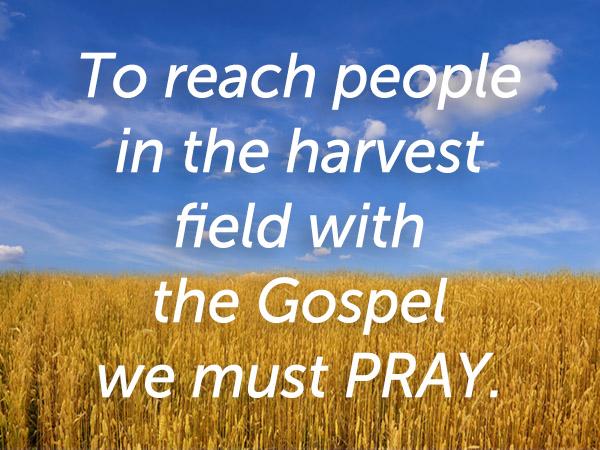 Bold, Evangelistic, Gospel-Spreading Prayer