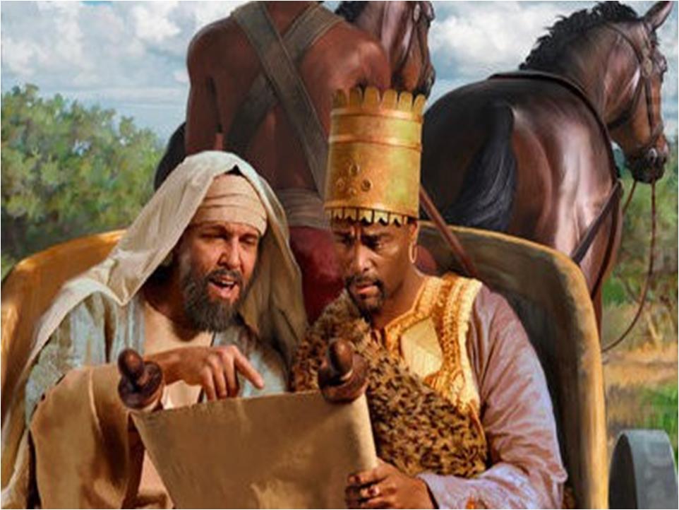 The Gospel Adventures of Philip the Deacon