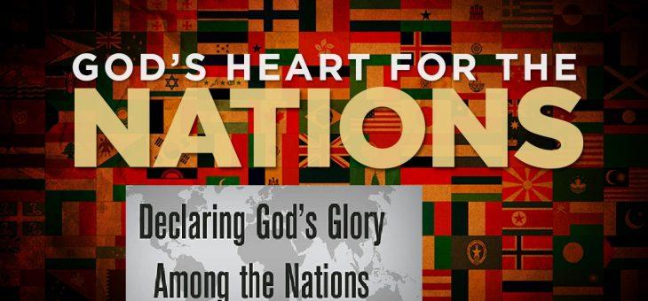 Missions: God's Missional End-Vision