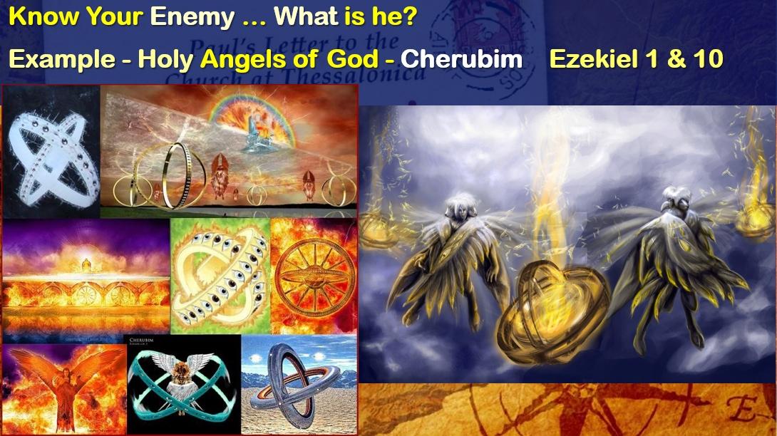 """""""… but Satan hindered us…"""" – part 2"""