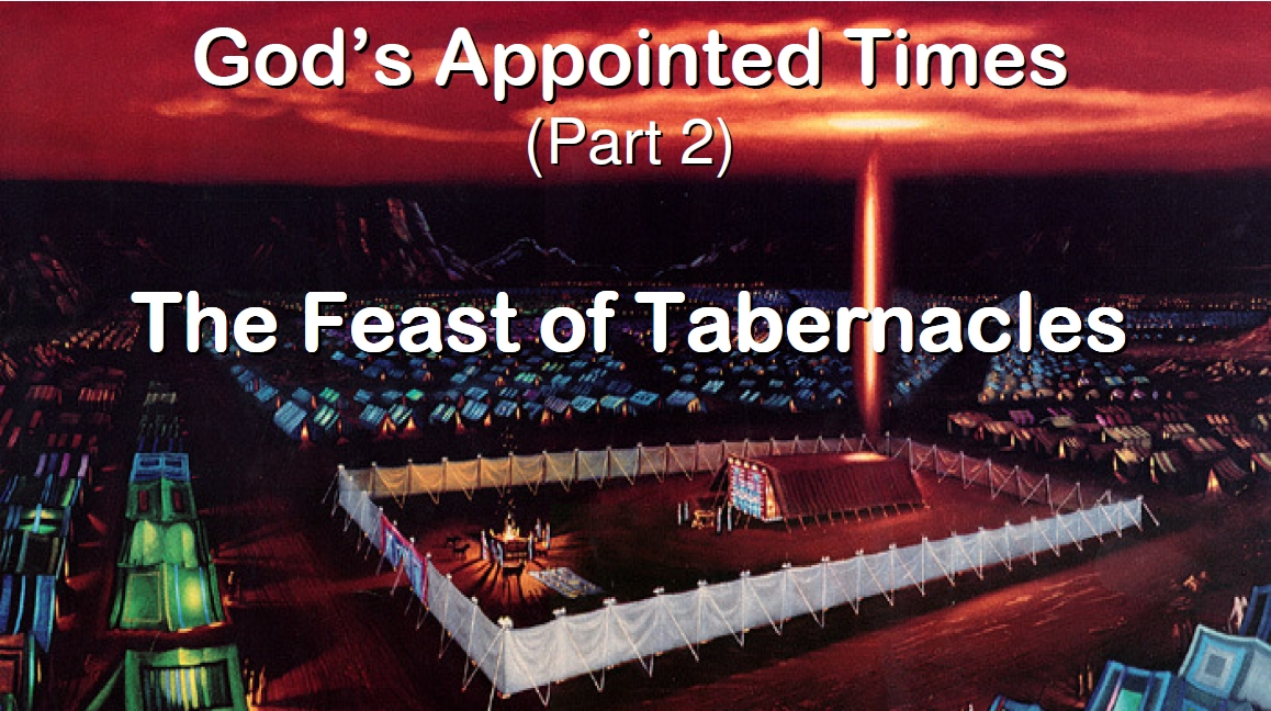 God's Appointed Times - Part 2