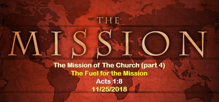 The FUEL for the Mission