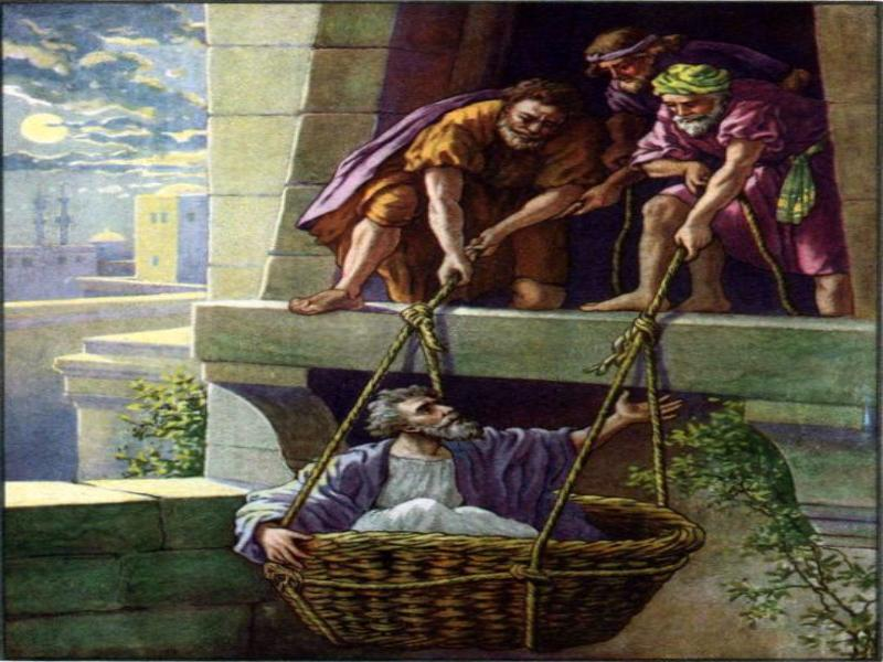 The Salvation of Saul of Tarsus, part 2