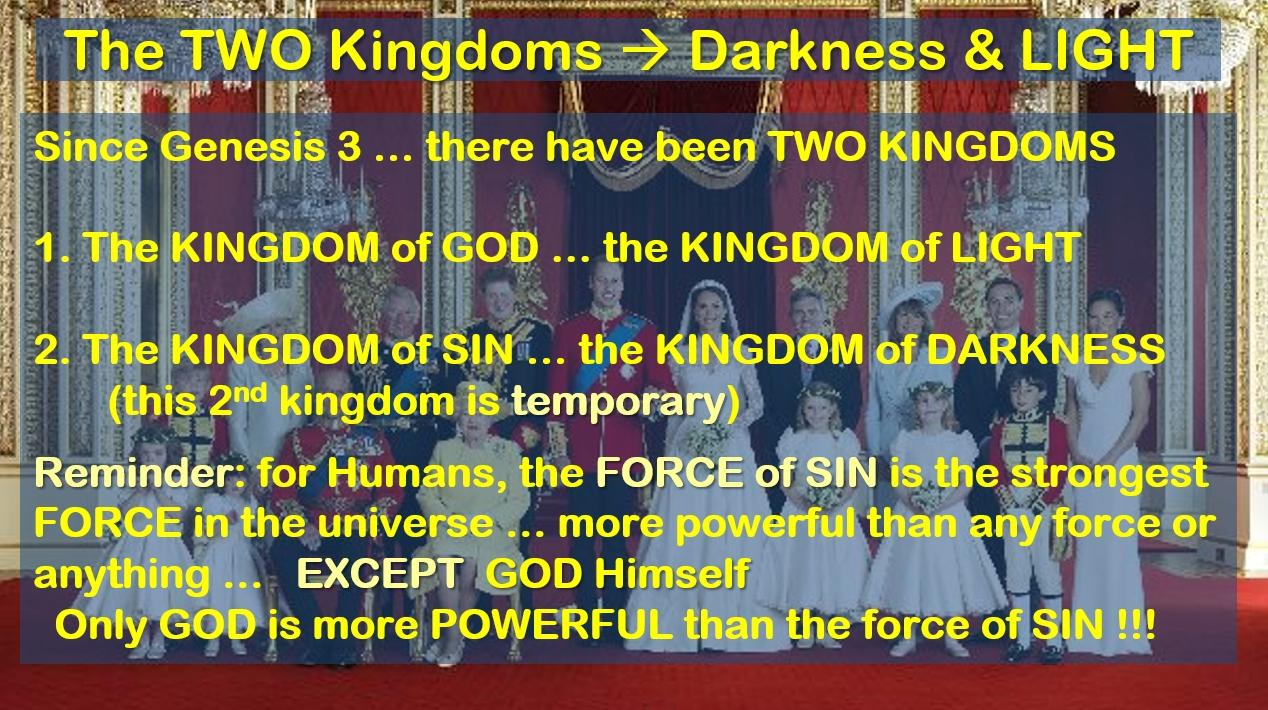 Romans: Two Kingdoms